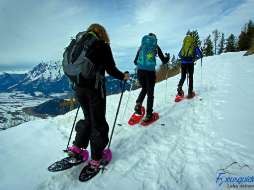 #29 Schneeschuhwanderung Hohe Trett
