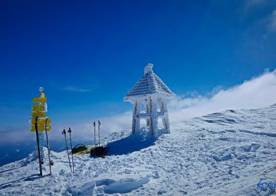 #34 Skitour auf den Zirbitzkogel