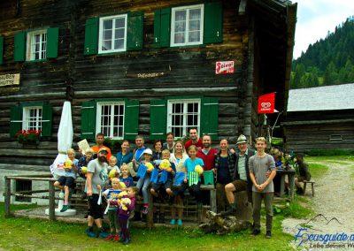 #44 Erlebnis und Abenteuer Camp auf der Alm