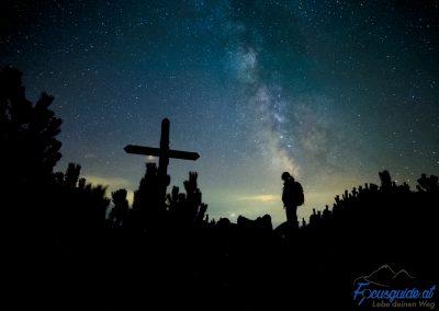 #47 Perseiden-Nacht auf der Hochmölbinghütte