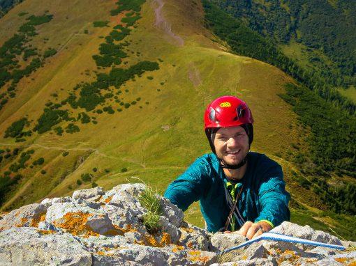 #19 Klettertour Fledermausgrat – Vordernberger Grießmauer