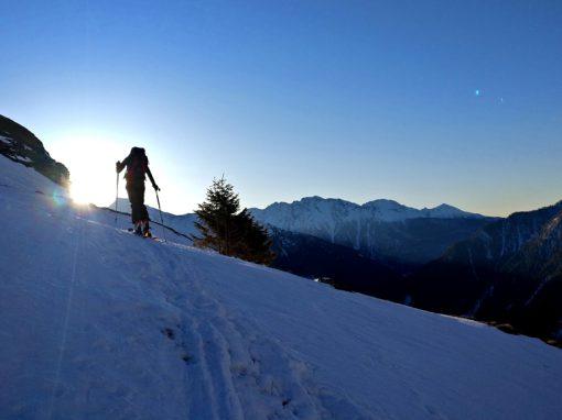 #37 Skitour auf die Romatenspitze (Mallnitz)